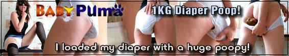 1KG Diaper Poop
