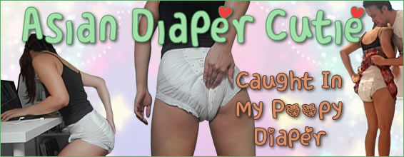 Caught In My Poopy Diaper