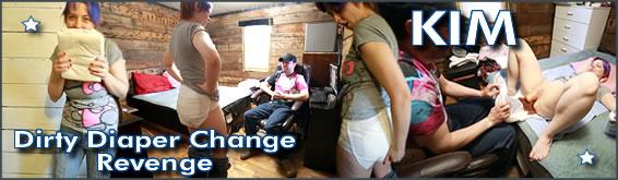 Dirty Diaper Change Revenge