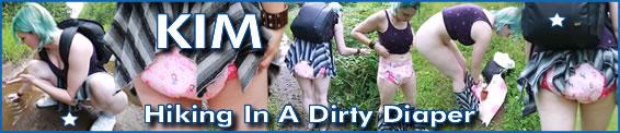 Hiking In A Dirty Diaper