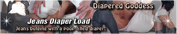 Jeans Diaper Load