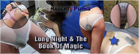 Long Night & The Book Of Magic