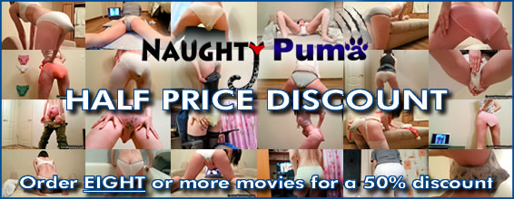 Naughty Puma Discount Offer