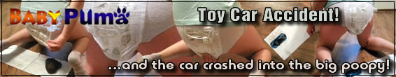 Toy Car Accident!